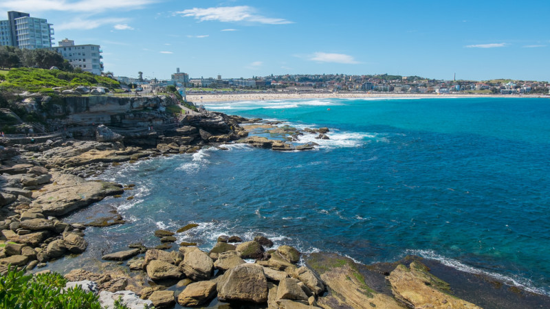 Permalink to:Bondi Beach